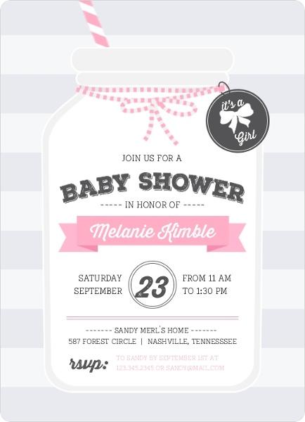 Baby Shower Theme Ideas Retro BBQ Brunch Invites Decor Wording
