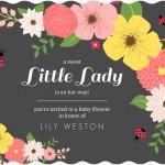 Cute Baby Shower Theme Ideas: Vintage, Baby Q, Brunch, Luau, Picnic