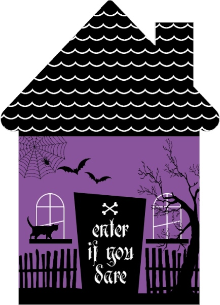 Haunted house diy decorations