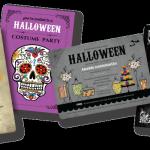 New! Halloween Invitations