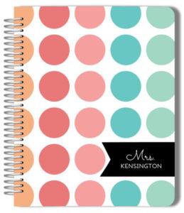 color-burst-polka-dot-custom-teacher-planner