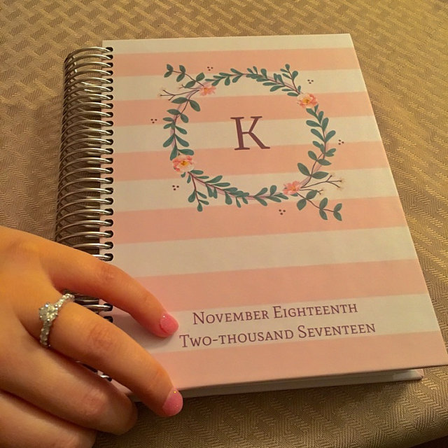 in love with this planner! It is perfect and makes wedding planning ...