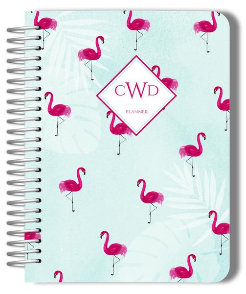 flamingo planner