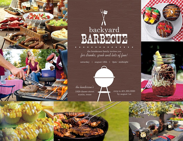 Sizzlin Summer BBQ Party Inspiration