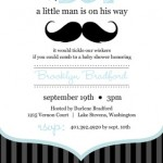 Mustache Baby Shower Inspiration