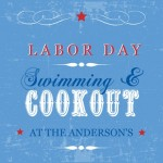 Labor Day Party Invitation Wording