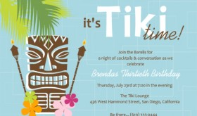 Luau Hula | PurpleTrail Invitations & Cards