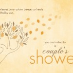 Couples Shower Ideas – Shower the Bride & Groom