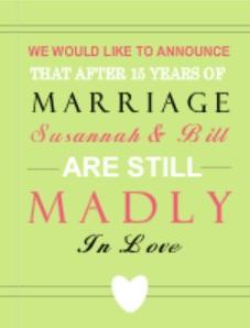 50th Wedding Gift Etiquette : Anniversary Card Wording Ideas From PurpleTrail