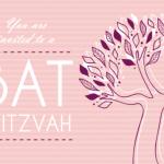 Bat & Bar Mitzvah Invitation Wording Ideas