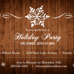 Budget Holiday Party – Host a 20-person party for $120 or less!