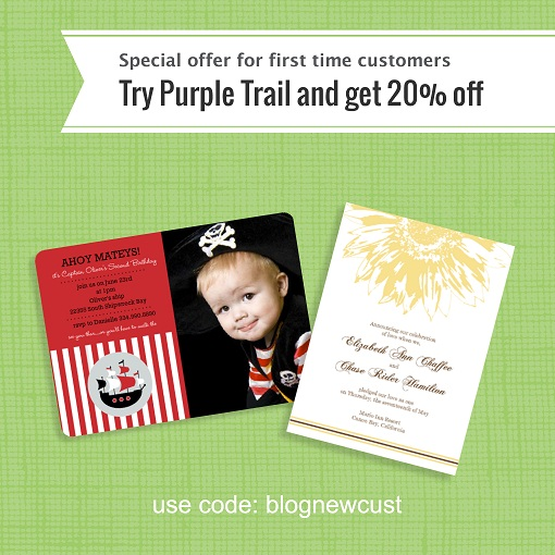 PurpleTrail Christmas Cards