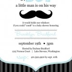 Baby Shower Invitation Wording – It's A Boy!