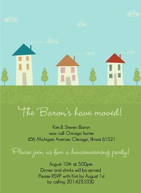 Stylish Housewarming Party Invitations | PurpleTrail