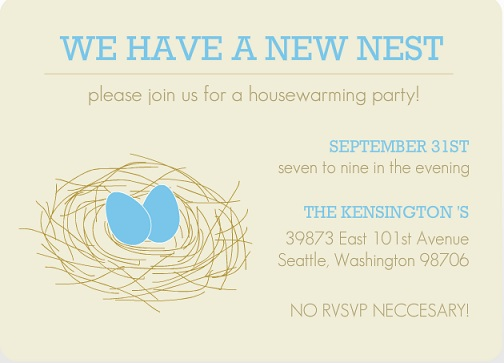 Stylish Housewarming Party Invitations | Purpletrail