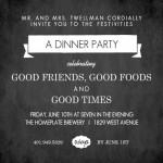 Stress Free Dinnner Parties – Easy Dinner Party Menu Ideas