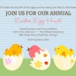 Cute Easter Egg Hunt Invite