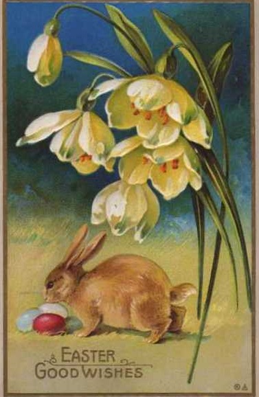 Good Easter Wishes