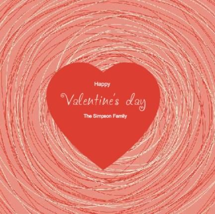 Adult Valentine's craft