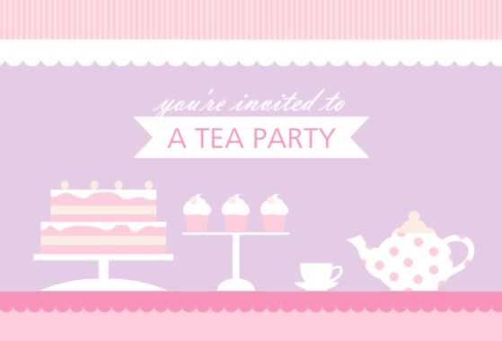 baby shower tea party ideas purpletrail