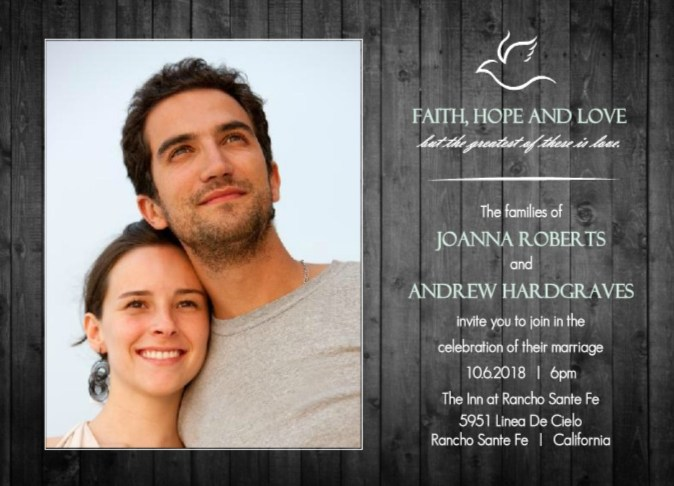 Personal Wedding Invitation Matter For Friends as best invitation layout