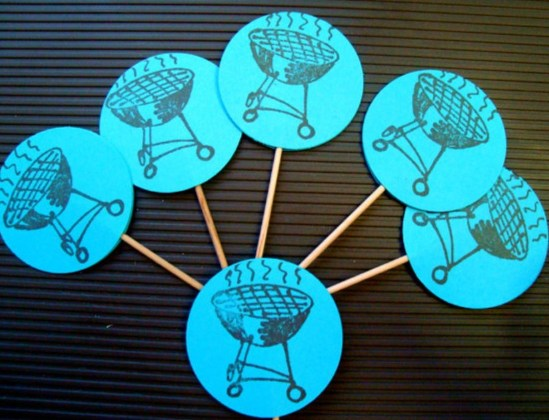 barbecue decoration ideas