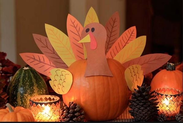 Thanksgiving craft ideas from purpletrail