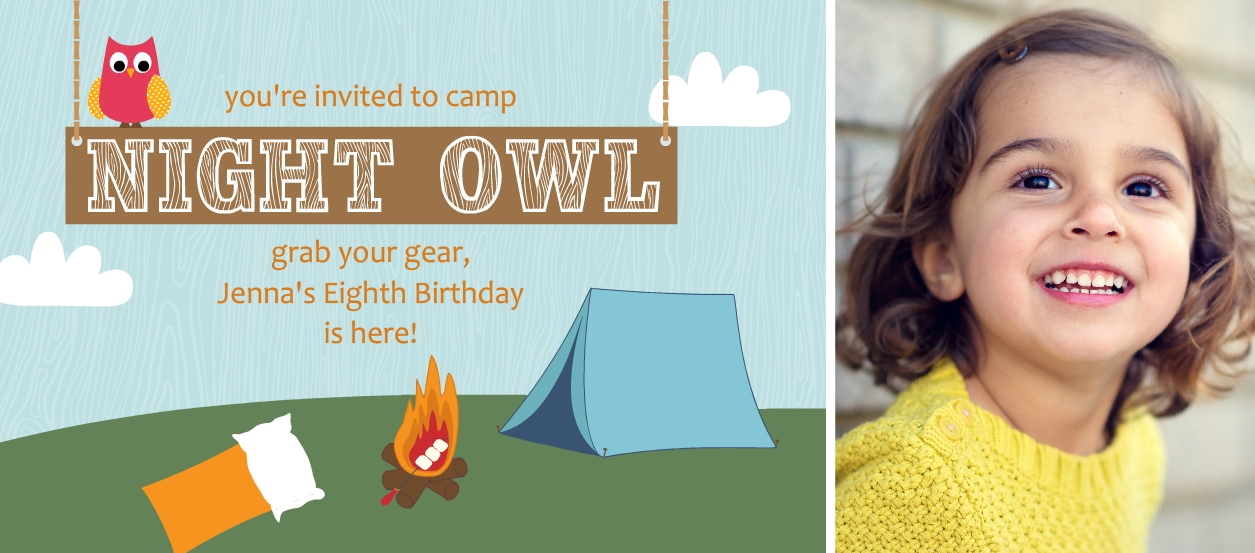Owl Invitations Birthday with awesome invitations sample