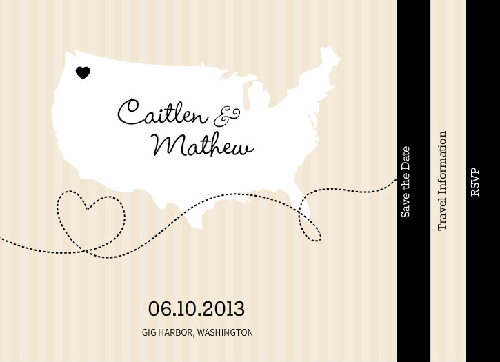 Save The Date Cards Wedding When To Send - Save The Date Cards