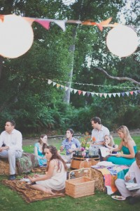 Summer Party Themes: Picnic Party Ideas