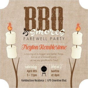 Summer Party Themes: Bonfire Party Ideas