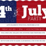 Fourth of July Party Invitation Wording, Ideas, Themes, & More