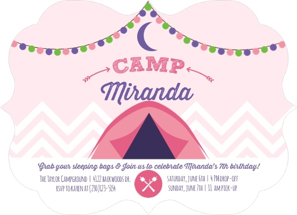 Tween Birthday Party Ideas 11 Ways To Celebrate You Boy or Girls Day – Girls Birthday Party Invite