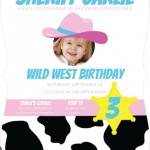 Cute Cowgirl Birthday Party Ideas, Invitation Wording, Activities, Crafts