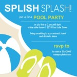 Easy Summer Entertaining Great BBQ and Pool Party Ideas