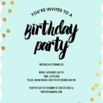 A Smurfs Party