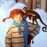 A Pippi Longstocking Party