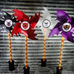 Halloween Kids Craft – Spooky Spinners