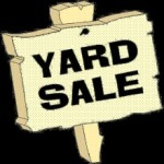 Top 10 Tips to a Successful Yard Sale