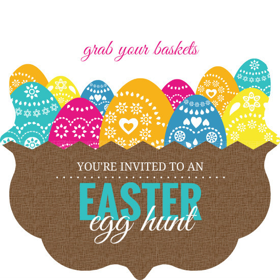 easter party ideas  purpletrail, easter birthday party invitations, easter egg party invitations, easter party invitations