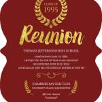 Reunion Planning Timetable – Class Reunions
