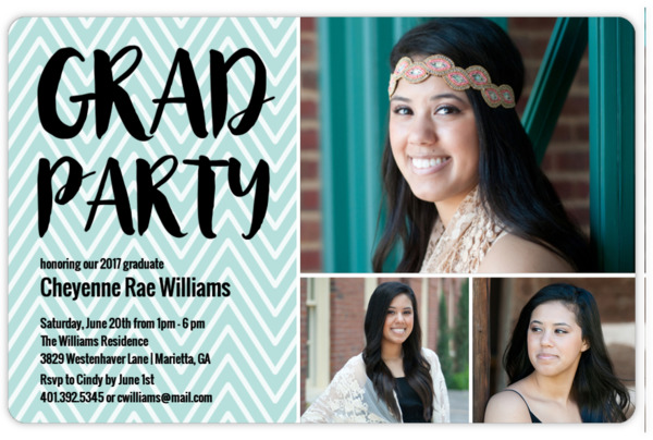 High School Graduation Party Ideas, Themes, College Open House Ideas