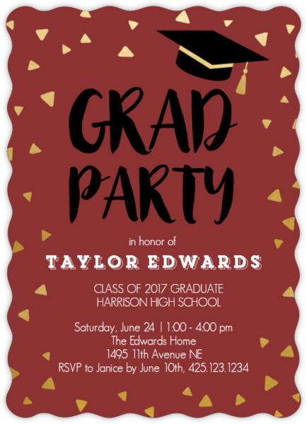 Graduation Party Games: College & High School Ideas Free ...
