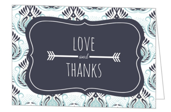 Wedding Thank You Card Wording Samples Sayings Etiquette Ideas – What to Write in Wedding Thank You Cards Sample