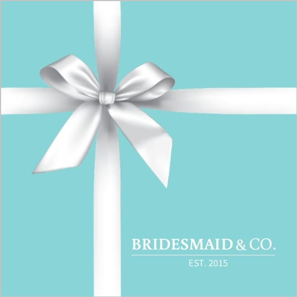 Cute Ways To Ask Will You Be My Bridesmaid
