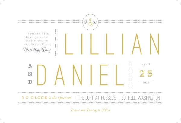 creative wedding invitation wording | wedding paperie, Wedding invitations