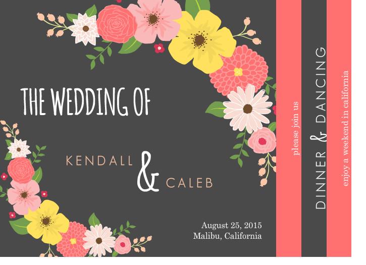 vintage wedding Invitation Wording Vintage Wedding Ideas