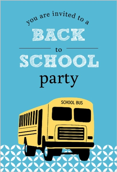 Back to school party ideas invitations crafts diy favors decor back to school party ideas stopboris Choice Image