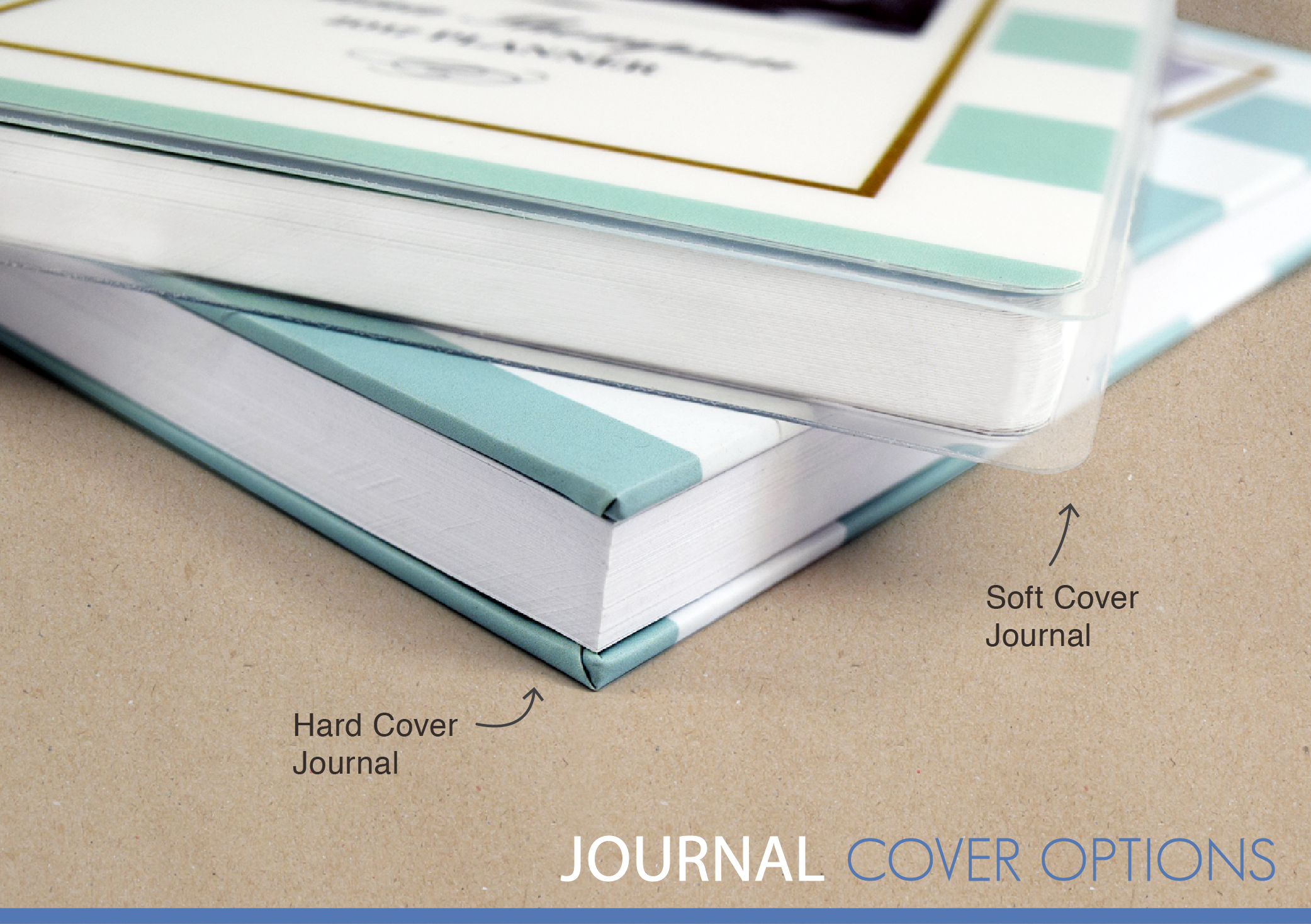 new personalized journals invitation ideas