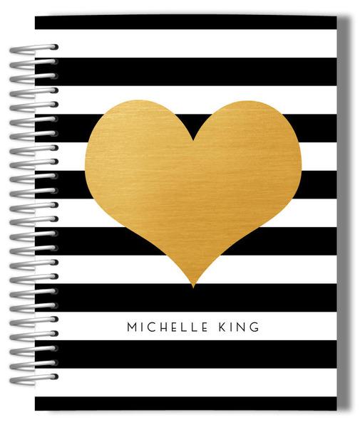 modern-love-faux-foil-heart-custom-journal